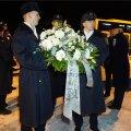 Mäo tulevahetuses hukkunud politseinike mälestamine