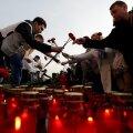 В Петербурге и Москве проходят акции памяти жертв теракта