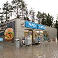 В феврале Alexela закроет магазин на заправке в Элламаа