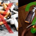 Kuidas e-sigareti abil suitsetamisest loobuda?