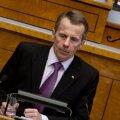 Jürgen Ligi: riigikogu peab suvel olema valmis erakorralisteks istungiteks