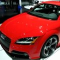 S-seeria  Audi TT Los Angelese autonäitusel