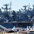 Vene Musta mere laevastik saab pea 55 uut alust