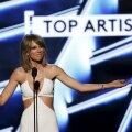 Taylor Swift  Billboardi muusikaauhindade jagamisel.