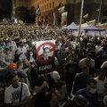 Bulgaarias nõudsid tuhanded inimesed peaministri tagasiastumist ja toimusid kokkupõrked politseiga