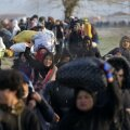 Türgi-Kreeka piiril loodab pääsu Euroopasse tuhandeid migrante