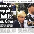 Briti lehed Johnsoni enneaegsest kukutamisest: reetmine, reetmine, reetmine!