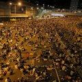 FOTOD ja VIDEO: Hongkongi meeleavaldused jätkuvad, Hiina blokeeris ligipääsu Instagramile