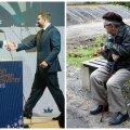 Ettevõtjad vs pensionärid