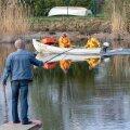 Nasva kandis jagub saaki nii kutselistele kaluritele kui harrastajatele.