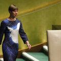 Президент Кальюлайд в ООН: спасение нашей планеты — гражданская ответственность каждого человека