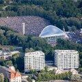 Aerofotod Lauluväljaku juurest 6.07.2019