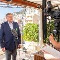 Tõnis Kaasik Monacos EY aasta ettevõtja 2019 üritusel