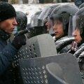 Janukovõtš keeldus Klõtškoga kohtumast, protestid Kiievis jätkuvad