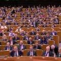 ВИДЕО | Члены Европарламента после голосования по Brexit спели шотландскую песню о старых друзьях