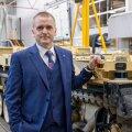 Milrem Roboticsi asutaja ja suurosanik Kuldar Väärsi usub, et järgmise viie aasta jooksul suudab ettevõte oma käivet kümnekordistada.
