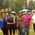 Külade mängud võitis Mõra küla Foto: Rasmus Toompere