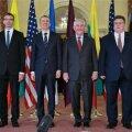 Balti riikide välisministrid hoiatasid Washingtonis naiivsuse eest