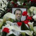 ФОТО и ВИДЕО   В Таллинне похоронили предполагаемого лидера преступного мира Эстонии Олега Львова