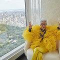 FOTOD | H&M'i järgmine koostöö on tänavu 100. sünnipäeva tähistava moeikooni Iris Apfeliga