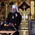 Vaenuõhutamises kahtlustatav metropoliit Pavel