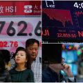 Aktsiatugudel üle maailma kärab eelmist kriisi meenutav veresaun