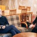 Raimond Kaljulaid ja Natalie Mets arvavad, et Tallinna ööelu arendamiseks on veel palju ära teha.