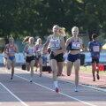 Pippi Lotta Enok pani seitsmevõistlusele punkti 800 m jooksus isikliku rekordiga.