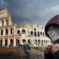 Itaalia koroonaepideemia.