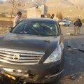 Iraani juhtiva tuumateadlase autot rünnati lõhkelaengutega ja tulistati. Viga said ka tema ihukaitsja ja pereliikmed.