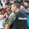 ÜRO: igal järgneval kuul saabub üle Makedoonia piiri 100 000 pagulast