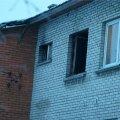 Väike-Maarja vallas hukkus tulekahjus inimene