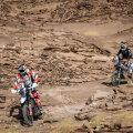 CS Santosh (nr 50) Dakari rallil teisipäeval.
