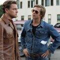 Peategelasi mängivad emotsiooni täpselt tabav DiCaprio ning möödunud aja maskuliinsust sundimatult ilmestav Pitt.