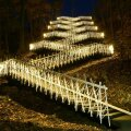 ФОТО: Виймси подарила Эстонии уникальную и дорогую лестницу с подсветкой