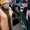 Elizabeth II ja tema käekott Tallinnas