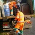 Ohtlike jäätmete kogumine Tori vallas