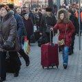 Kindlustusgrupi SOGAZ andmetel on Vene turistide tervisele kõige ohutumad Saksamaa ja Eesti