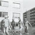 Lustakad maalrinaised töötatsid brigaadidena, 1980ndad