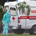 Meduza: koroonaviirusega nakatumise järsu kasvu põhjus Moskvas võib olla India tüvi