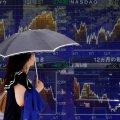 Euro kurss hakkas börside avanemisel langema