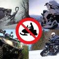VIDEO | Rohkelt õnnetusi mootorsaanide ja ATV-dega. Vaata, milliseid reegleid maastikusõidukeid juhtides tihti eiratakse