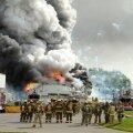 Kanadas kärgatas ilutulestikutehases plahvatus: hukkus vähemalt kaks inimest