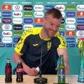 VIDEO | Ukraina jalgpalliäss viskas Cristiano Ronaldo üle nalja: Coca-Cola ja Heineken, võtke minuga ühendust!