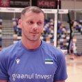 VIDEO | Üle pika aja koondisega liitunud Pupart andis vihje Saaremaa võrkpalliklubi tuleviku kohta