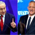 Iisraeli parlamendivalimistel on kahe põhierakonna vahe taas olematu