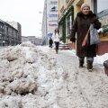 Кландорф: в Хельсинки владельцы квартир платят за уборку снега по 30-80 евро в год