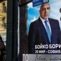 Bulgaaria parlamendivalimised võitis küll senine peaminister, aga uue valitsuse moodustamine on keeruline