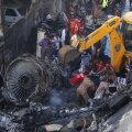 """Raport: 97 hukkunuga lennuõnnetuse Karachis tõi kaasa """"mitmete inimeste eksimus"""""""