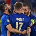 Itaalia on sel EM-il olnud imelises hoos. Ise on löödud seitse väravat ja enda puur on hoitud puhtana.